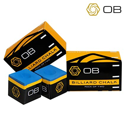 Box of OB Blue Chalk with 2xCubes
