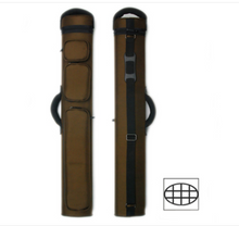 Blue or Brown Cue Case 4x8 - Plus Bonus Gift