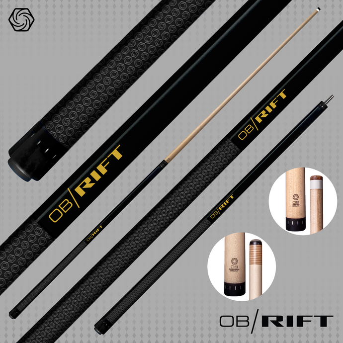 OB Rift Rubber Grip Break Cue