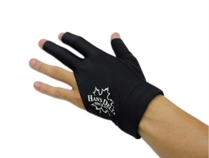 Best Seller! Billiard Glove - 3 Colors to choose from - Left Hand Only