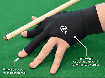 McDermott Billiard Glove - Now Available for Right and Left Hand