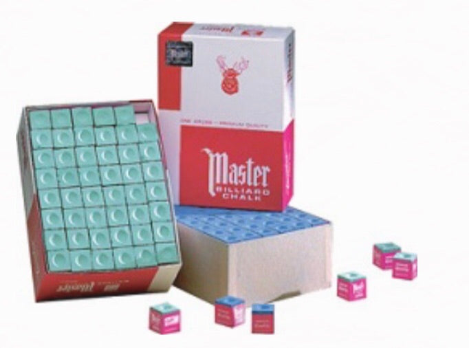 Master Chalk 12 Pieces