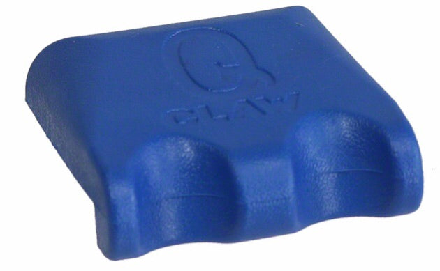 Q Claw Cue Holder - Holds  2 Cues - 4 Color Options