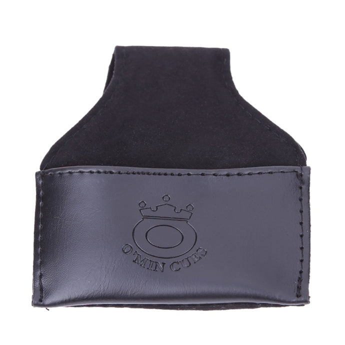Leather Chalk Holder Pouch with Clip Black, 9.5*5cm, 2018 NEW