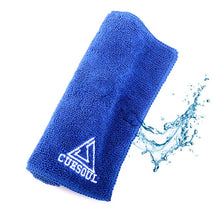 Advanced Rod Wiping Cloth Blue / Brown Color Cotton Wiper Super Absorbent