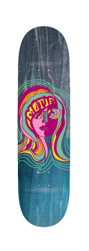NEW! Almost Famous Deck - Fade Colors Assorted