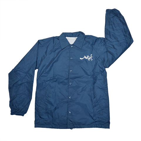 Coach Jacket - Blue