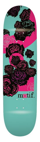 NEW! Roses Deck - Diamond Blue