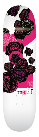 NEW! Roses Deck - White