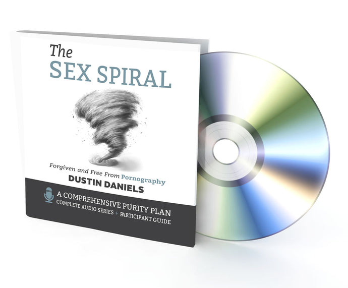 The Sex Spiral Audio Workbook Series: Forgiven & Free From Pornography (For Individuals)