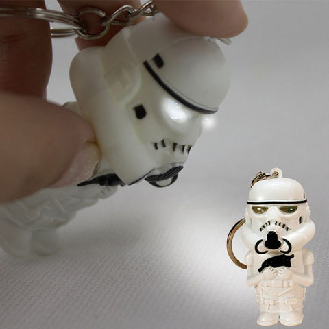 Chaveiro LED Stormtrooper - Star Wars