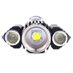 BRELONG E39 - T6 Wide Angle Flashlight Long Range for Daily Use