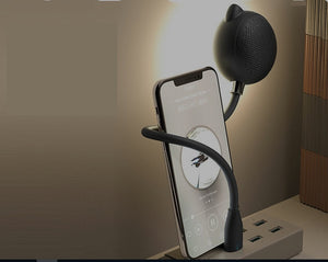 KuDiff Desk Lamp with Bluetooth Speaker Touch Sensitive