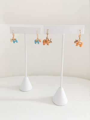 Elephant Girls Earrings
