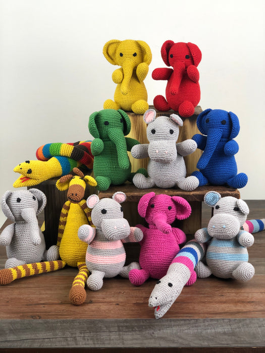 Animal Stuffies