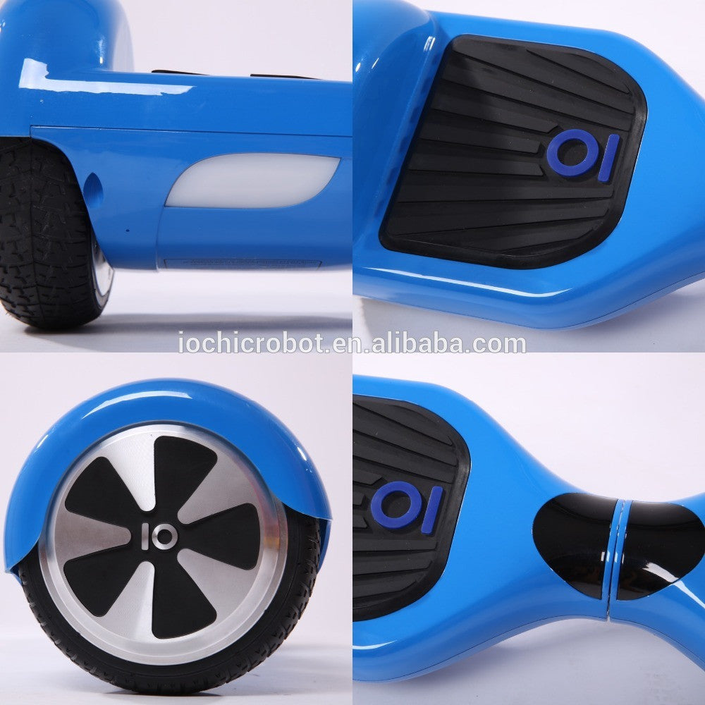 Chic Smart C 65 Scooter Hoverboard Wheat Street Trade Co Original Hovering Black