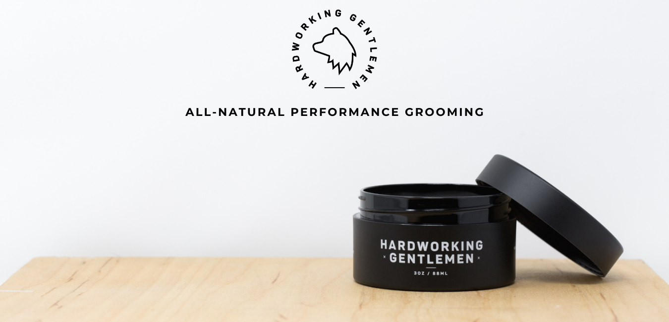 HWG ALL NATURAL PERFORMANCE GROOMING ABOUT