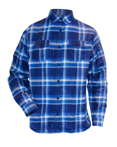 Flanellhemd Red Fox CH Logo Men's
