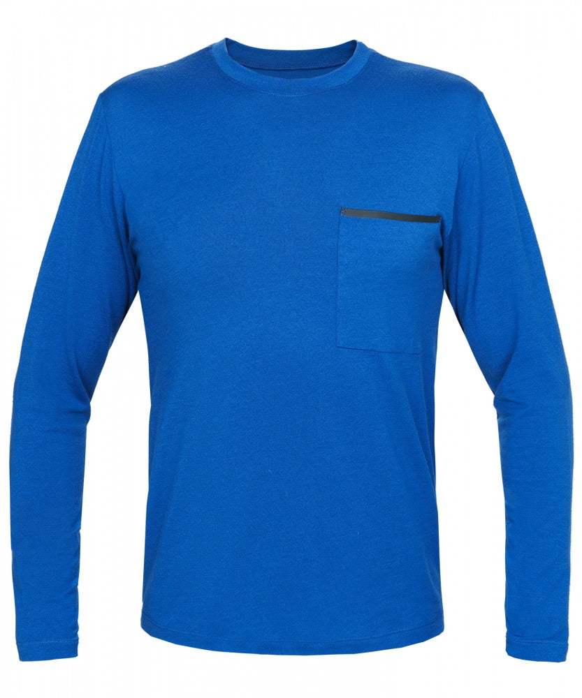 T-Shirt Riverside LS Men's