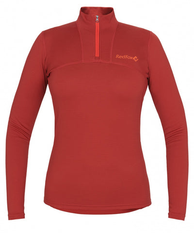 Baselayer Pullover Element Merino Women's