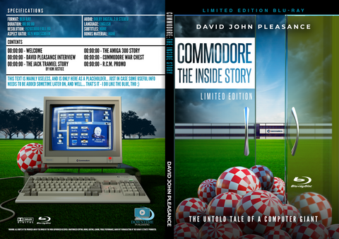 BACK IN STOCK NOW  - David John Pleasance - the Blu-ray PRICE REDUCED £15