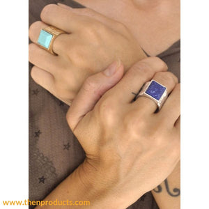 Nile Stone Ring Women - Jewelry Rings