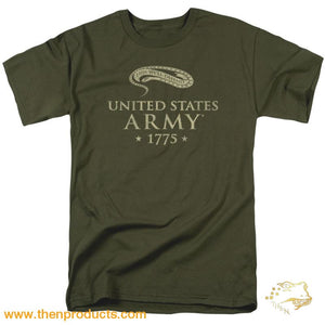Army - We'll Defend Short Sleeve Adult 18/1 - Then Products