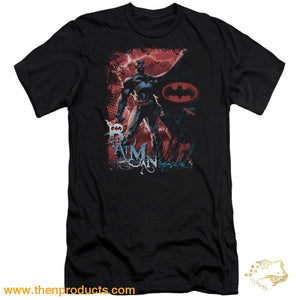 Batman - Gotham Reign Premium Canvas Adult Slim Fit 30/1 - Then Products
