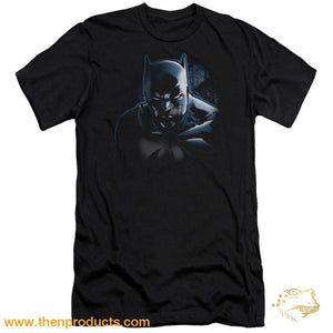 Batman - Don't Mess With The Bat Premium Canvas Adult Slim Fit 30/1 - Then Products