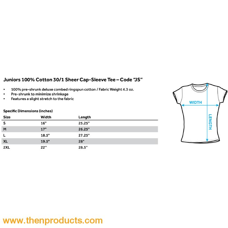 Breakfast Club - Tree Short Sleeve Junior Sheer - Then Products