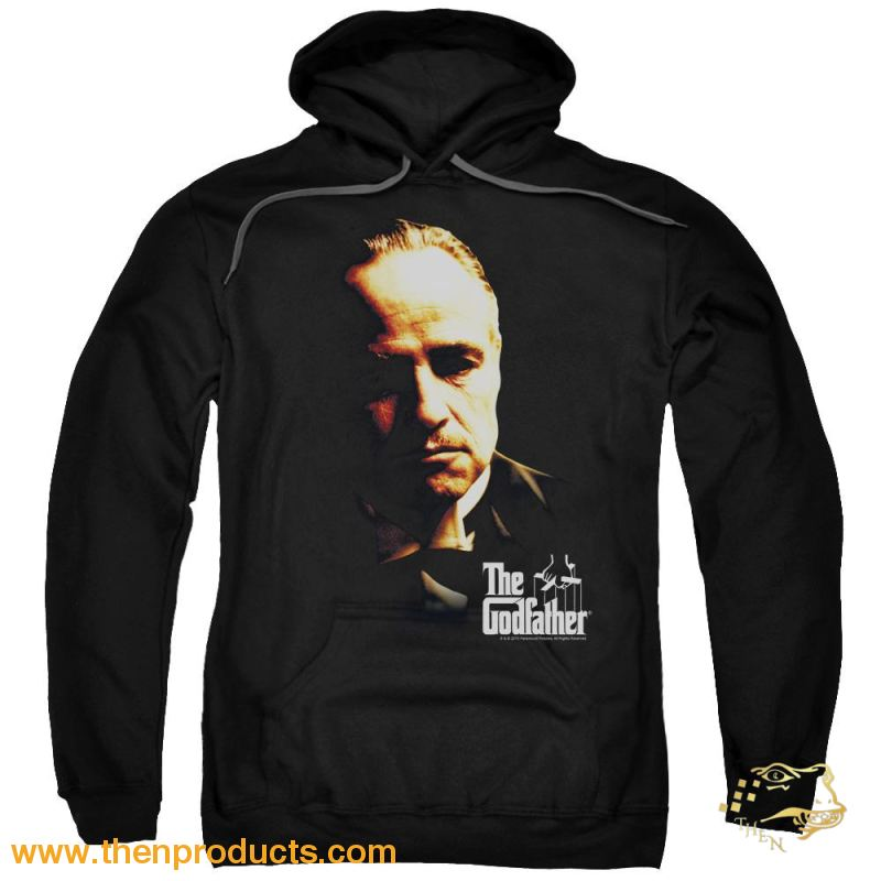 Godfather - Don Vito Adult Pull Over Hoodie
