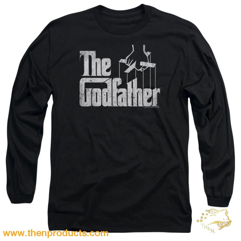 Godfather - Logo Long Sleeve Adult 18/1
