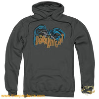 Batman - Retro Dark Knight Adult Pull Over Hoodie - Then Products