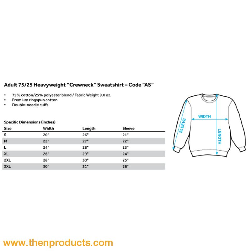 Emergency - Retro Cast Adult Crewneck Sweatshirt - Then Products