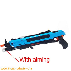 Flying Insects Bug-A-Salt Gun Blue With Aim Default