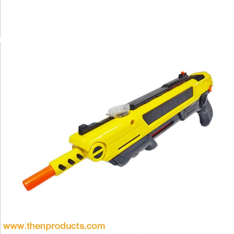 Flying Insects Bug-A-Salt Gun Yellow Default