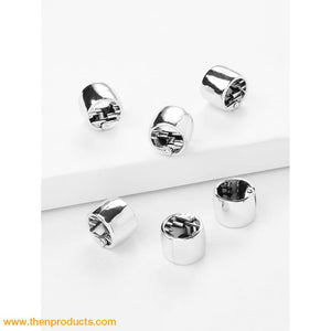 Metal Hair Clip Set 6Pcs
