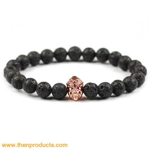 Sun Wukong Monkey Charm Bracelets Rose Gold Color Unisex - Jewelry