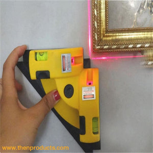 Right Angle Laser Level Line Projection Default
