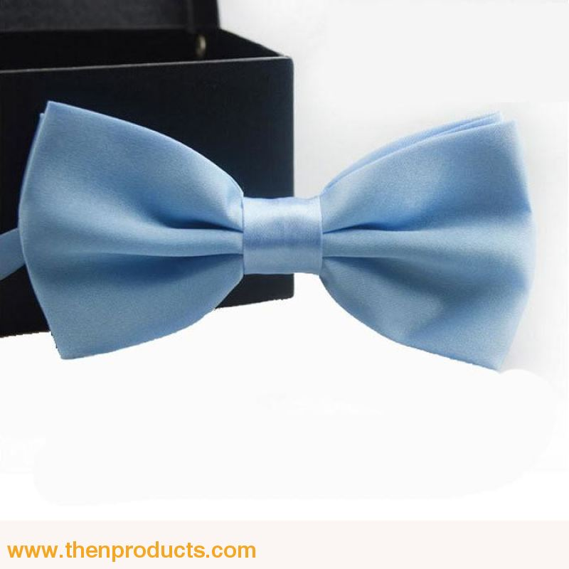 Trustworth 16Color Bow Tie For Men 2016 Classic Gravata Solid Novelty Mens Adjustable Tuxedo Brand