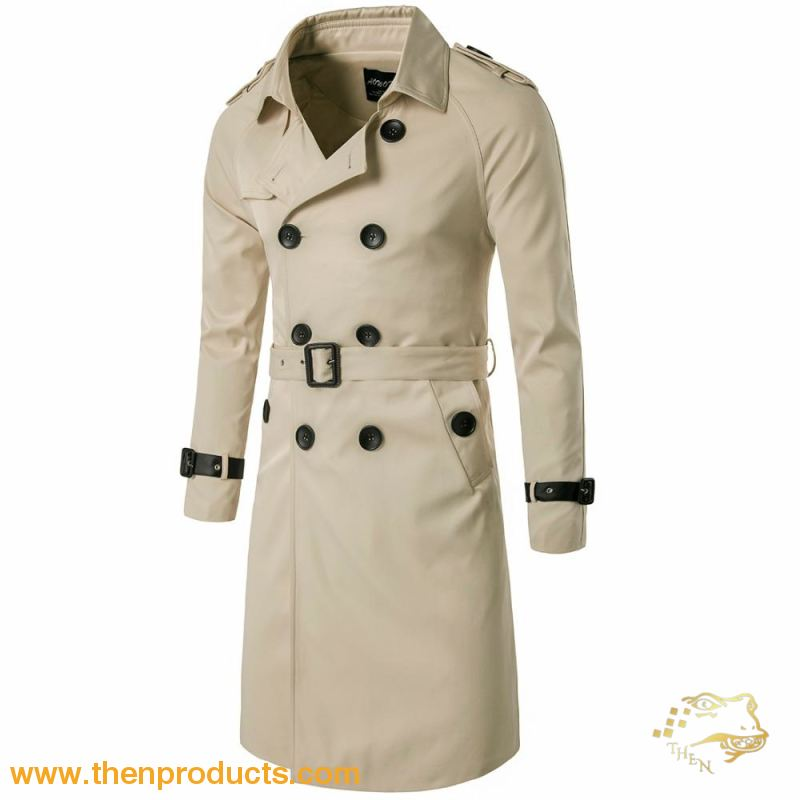 Winter Trench Coat Then Products