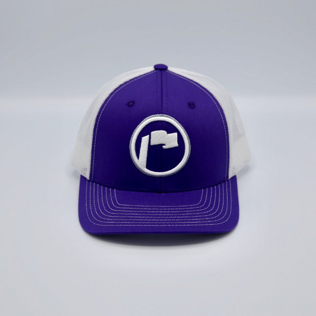 Repyasoil Trucker Purple White