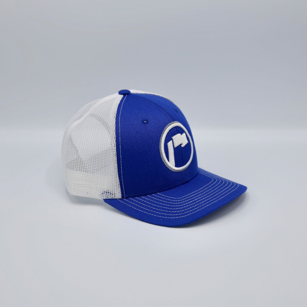 Repyasoil Trucker Royal White