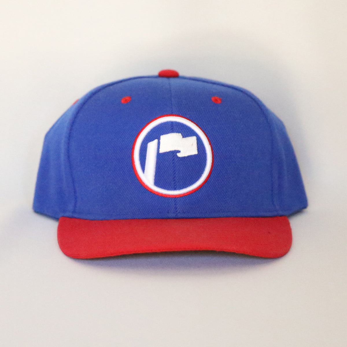 Repyasoil Snapback Blue Red White