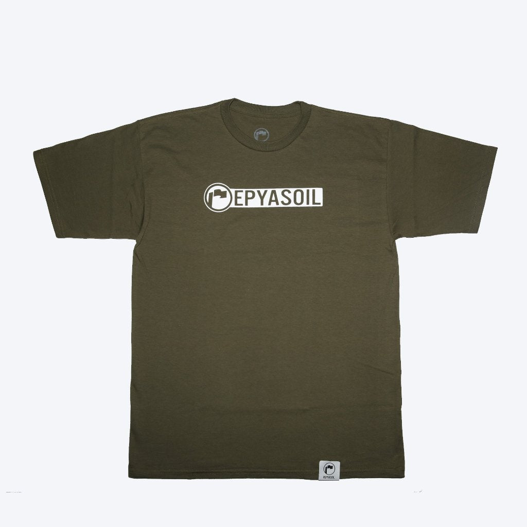 Icon Tee SS (Black, Royal Blue, Olive Green)