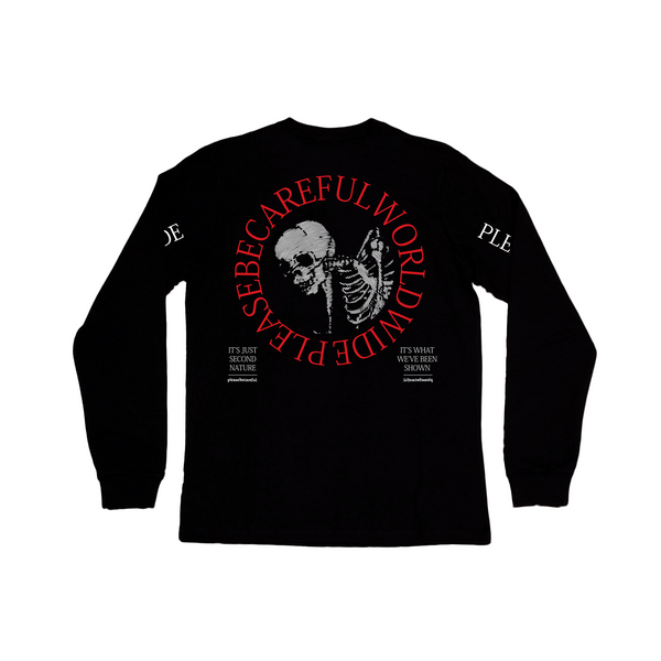 """Worldwide"" Longsleeve Shirt"