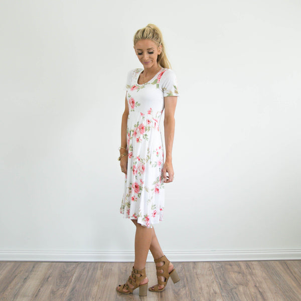 S & Co. Nina Baby Doll Dress