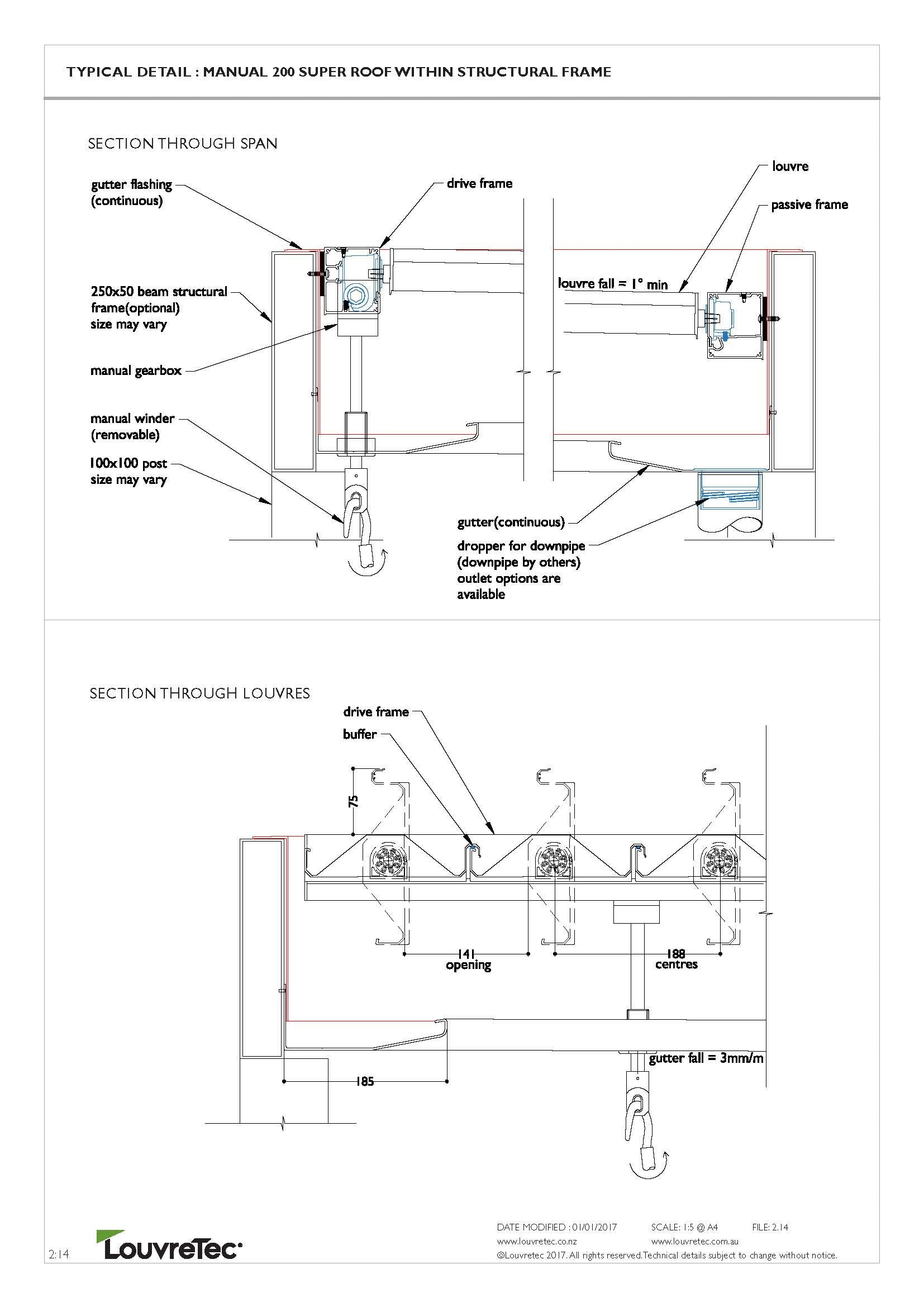 2D Hand Operable 2.14