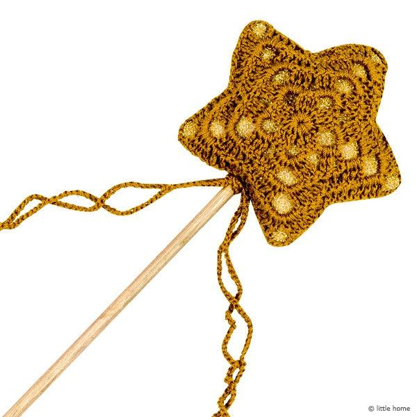 Numero 74 | Salome Star Wand | GOLD