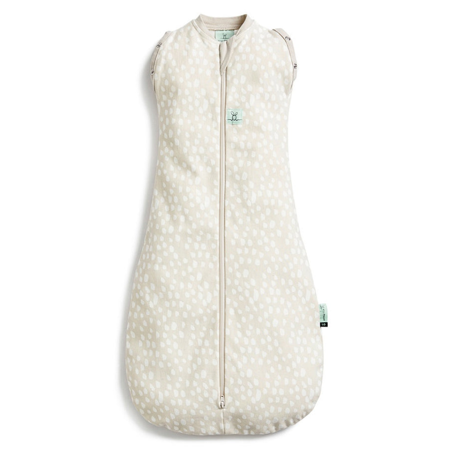 Cocoon swaddle / TOG: 1.0 / Fawn